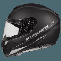 MT Rapide Solid A1 Matt Black, XS, Мотошлем интеграл