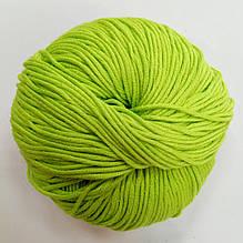 Пряжа для вязания Эджитто TITAN WOOL салат 289