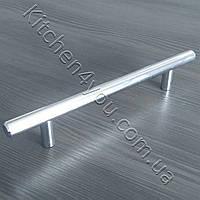 Рейлинговая ручка MAR 12/128 мм. хром, фото 1