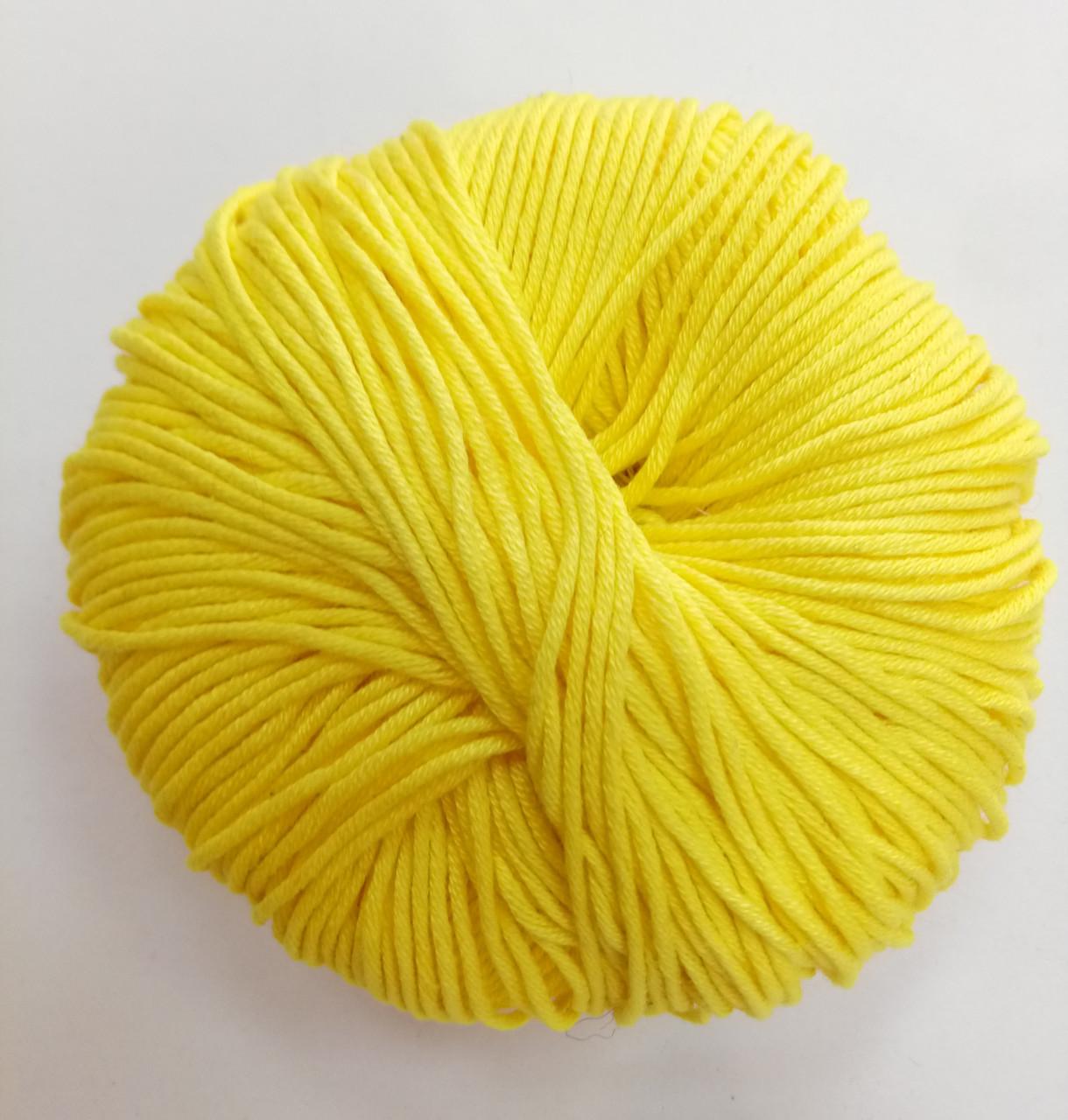 Пряжа для вязания Эджитто TITAN WOOL цыпленок 1167