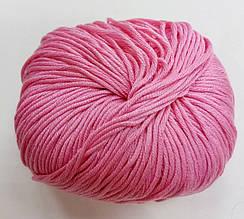 Пряжа для вязания Эджитто TITAN WOOL розовый 25