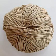 Пряжа для вязания Эджитто TITAN WOOL беж 153