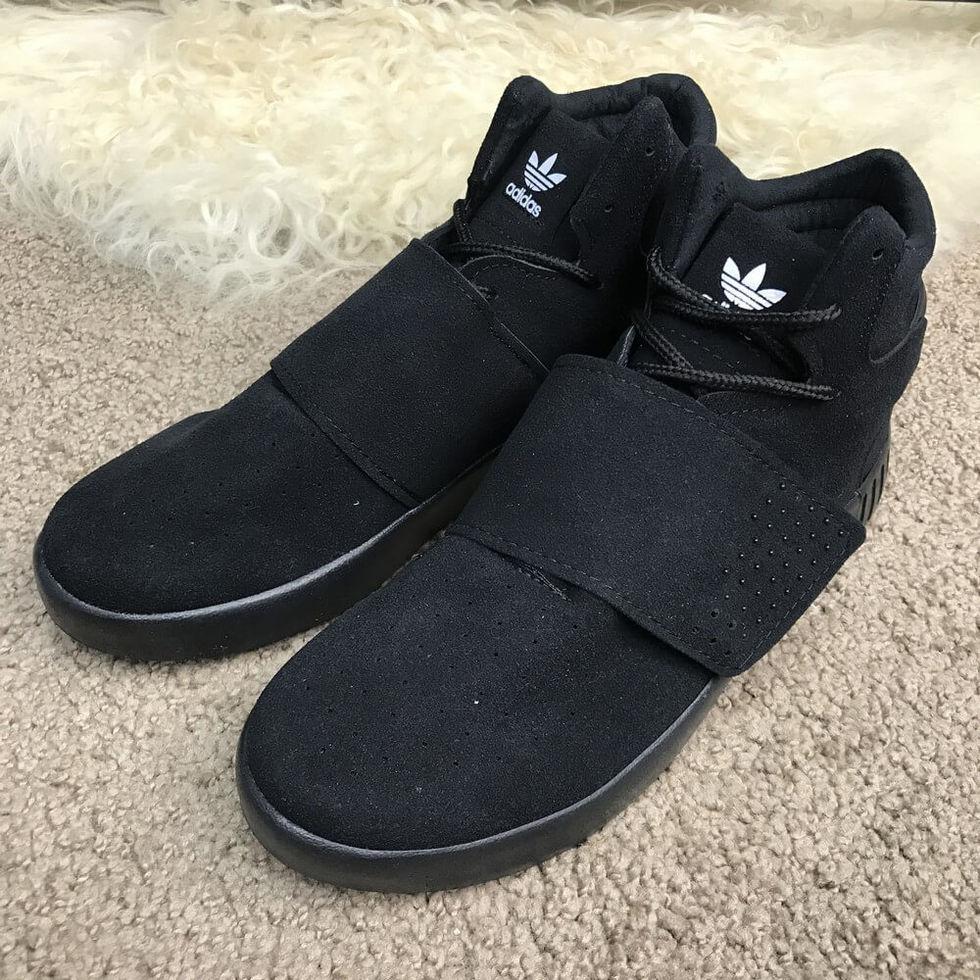 Кроссовки Adidas Tubular Invader Vapour Total Black