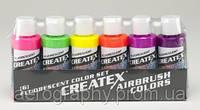 Инструкция по применению красок для аэрографии Createx Colors