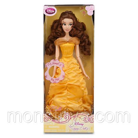 Кукла Бель !Disney Поющая кукла Белль Бель, Дисней 43см.Disney. Киев