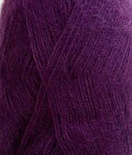 Пряжа для вязания Ангора специал сливовый 111