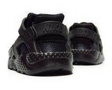 a68adabc Детские Кроссовки Nike Huarache Run Sneaker 704950-016 (Оригинал), фото 2
