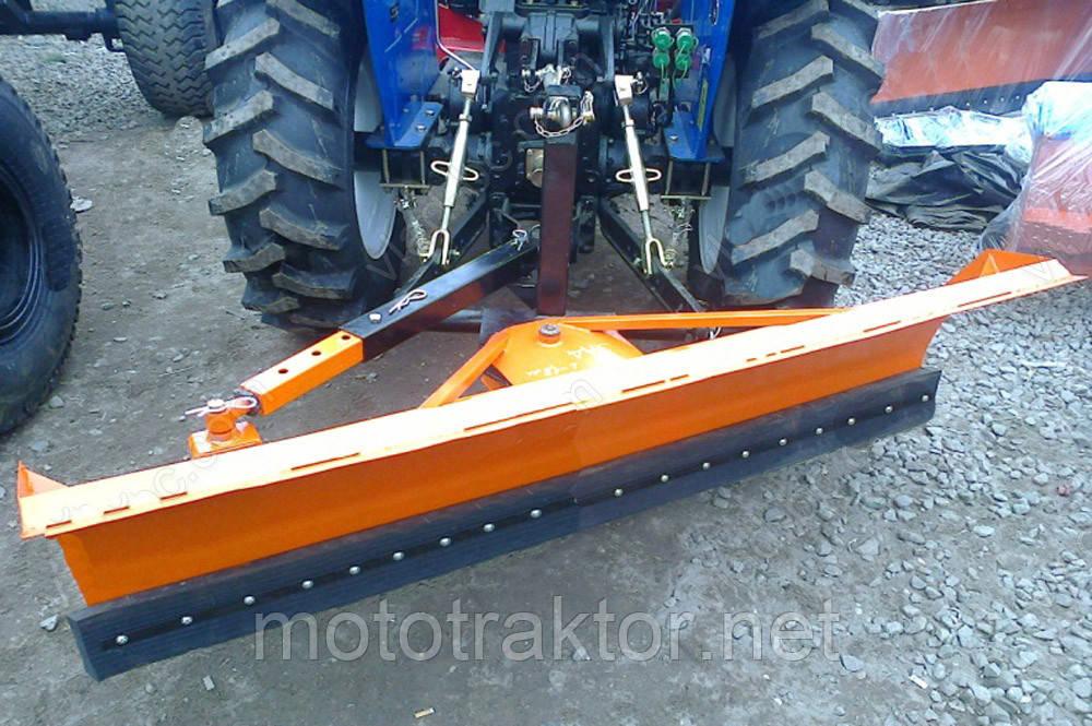 Отвал для трактора на заднюю навеску лопата отвал