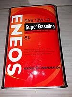 Масло моторное ENEOS SUPER GASOLINE API SL 10W40
