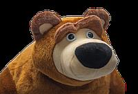 """Большой плюшевый Медведь из м/ф """"Маша и Медведь"""" 135 см."""