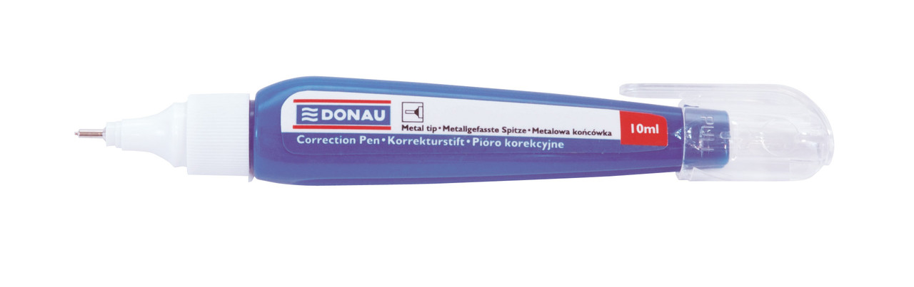 Корректор-ручка Donau 10мл (7618001PL) - фото 2