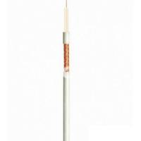 Коаксиальный кабель Одескабель РК 75-4-15м бухта 200 м 75 Ом плотность оплетки 60%, оболочка ПВХ цвет белый/че