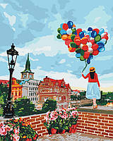 Картина по номерам - Гуляя по Праге