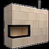 Теплоаккумуляционная облицовка ShamoTech KK74-2 для угловых каминов 740х370х440 Gavryliv&Sons