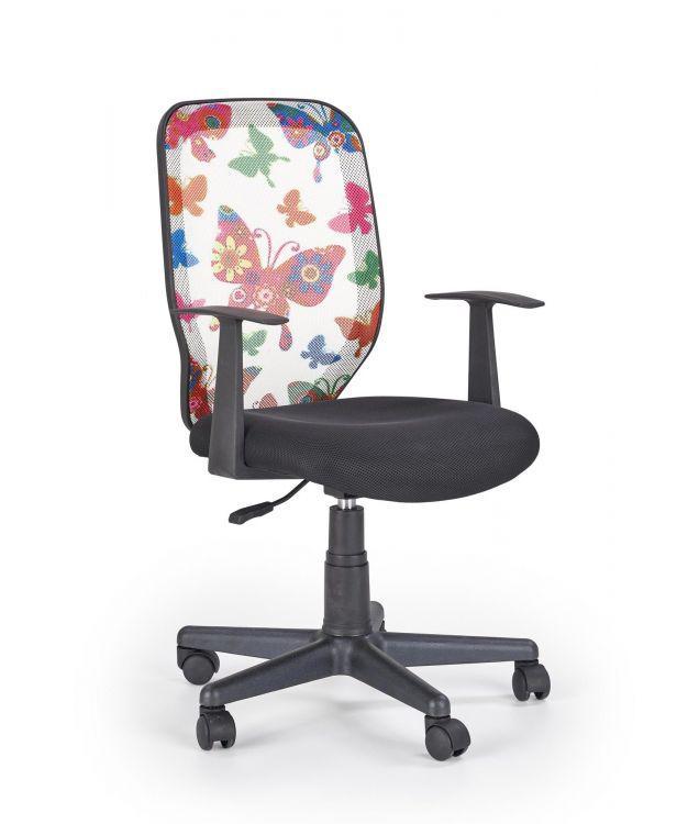 Компьютерное кресло KIWI butterfly мультиколор Halmar