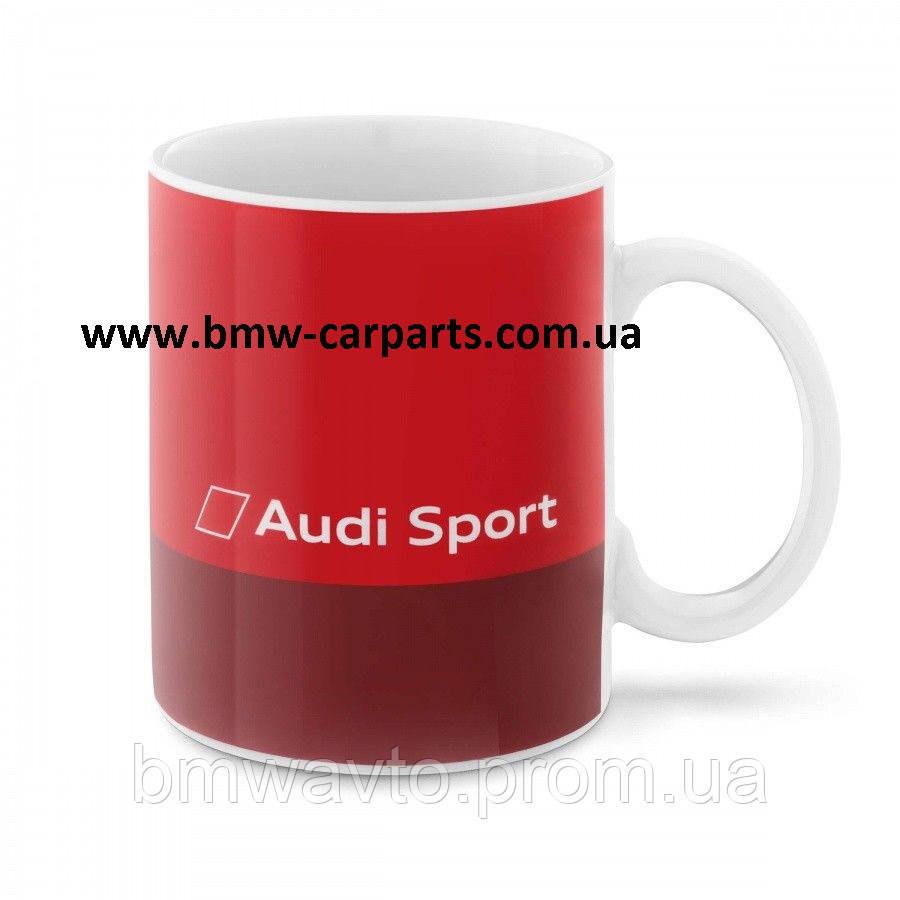 Фарфоровая кружка Audi Sport Mug 2018