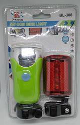Велосипедні ліхтарі