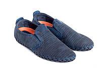 Мокасини Etor 15001-003-14865 синій, фото 1