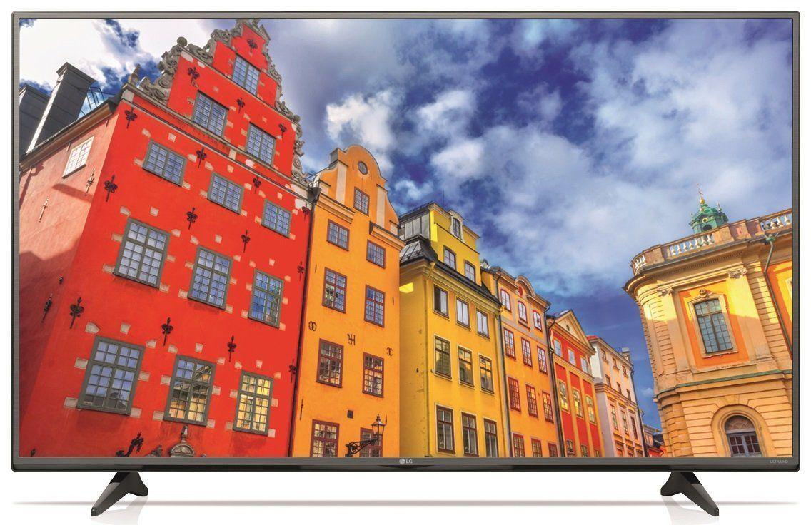 Телевизор LG 55UF6809 (55 дюймов, Smart TV, Ultra HD, 4K, Wi-Fi, Dolby Digital)