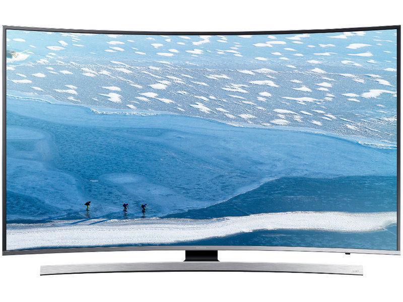 Телевизор Samsung UE49KU6640 (49 дюймов, HDR, Smart TV, Ultra HD, 4K, WLAN, Bluetooth)