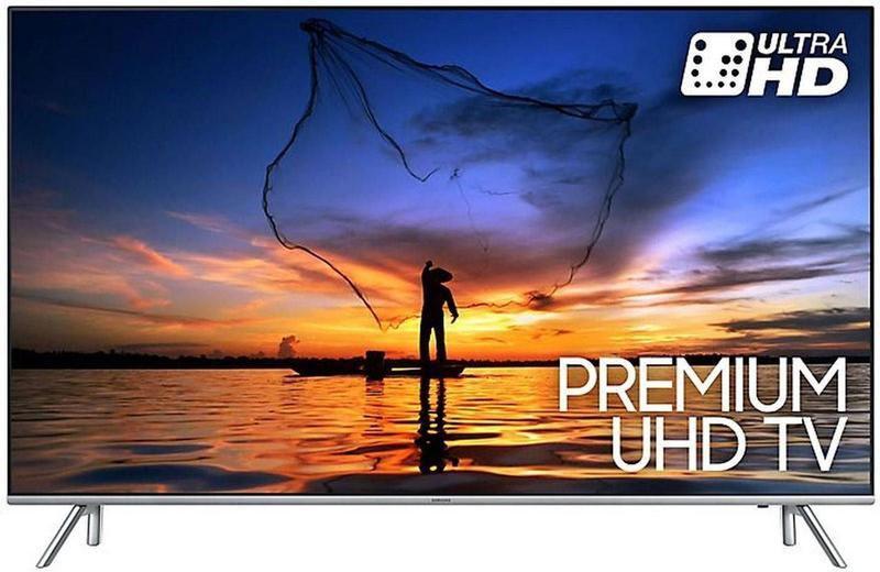 Телевизор Samsung UE55MU7055 (PQI 1900Гц, Ultra HD 4K, Smart, Wi-Fi, Contrast Enhancer, UHD Dimming, HDR 1000)