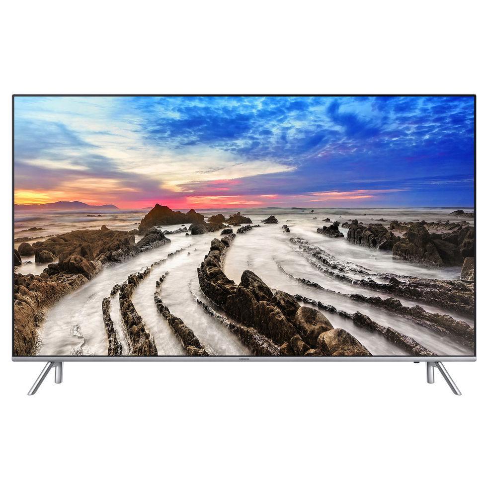 Телевизор Samsung UE55MU7005 (PQI 2200Гц, Ultra HD 4K, Smart, Wi-Fi, Contrast Enhancer, UHD Dimming, HDR 1000)