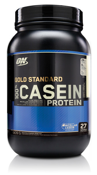 Optimum Nutrition 100% Gold Standard Casein 909 g