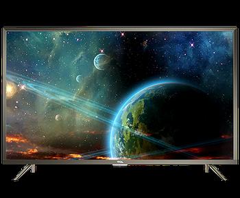 Телевизор TCL U49P6046 (PPI 1200Гц, Ultra HD 4K, Smart, Android, HDR, Dolby Digital Plus 2x8Вт)