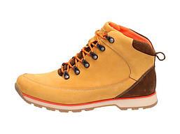 Рыжие ПОЛЬСКИЕ треккинг ботинки мужские NIK 431