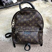 4d1c179d7573 Рюкзак сумка кожаная женская Louis Vuitton Backpack Palm Springs PM Monogram