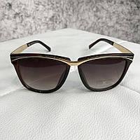 834394b84ac2 Стильные солнцезащитные очки Louis Vuitton Sunglasses Gerance Monogram Brown