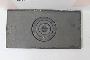 Плита чугунная одноконфорочная 320х620, фото 2