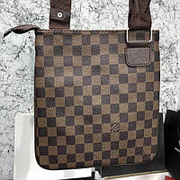 Сумка  мессенджер Messenger Louis Vuitton District Pochette Damier Ebene