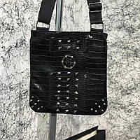 Сумка Messenger Philipp Plein Iowa Black