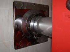 Переходник дымохода 0,8 мм AISI 304, фото 2