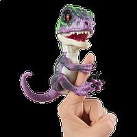 Интерактивный динозавр фиолетовый Razor