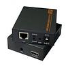 PW-DT103IR-TX ПЕРЕДАТЧИК HDMI сигнала по сети ETHERNET + ИК (пульт) на расстояние 100м.