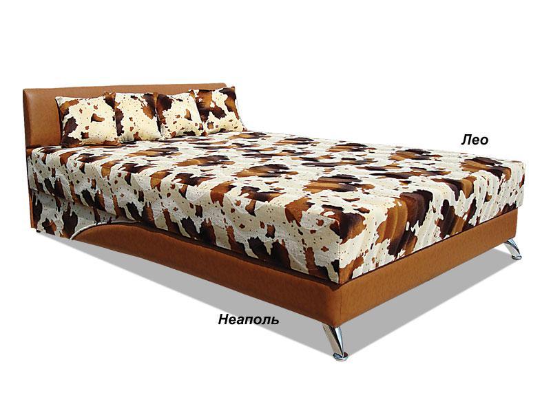 Ліжко Сафарі (з матрацом)140\160 Віка