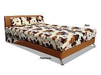 Ліжко Сафарі (з матрацом)140\160 Віка, фото 1