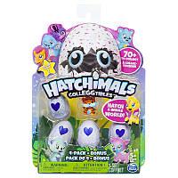 Hatchimals CollEGGtibles: Набор из четырех коллекционных фигурок в яйцах + бонусная фигурка Сезон 1