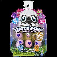 Hatchimals CollEGGtibles: Набор из четырех коллекционных фигурок в яйцах + бонусная фигурка Сезон 2