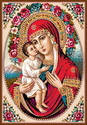Икона ковер Матерь Божия Жировицкая
