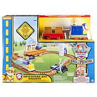 Игровой набор с моторизированным паровозиком «Приключения на железной дороге»