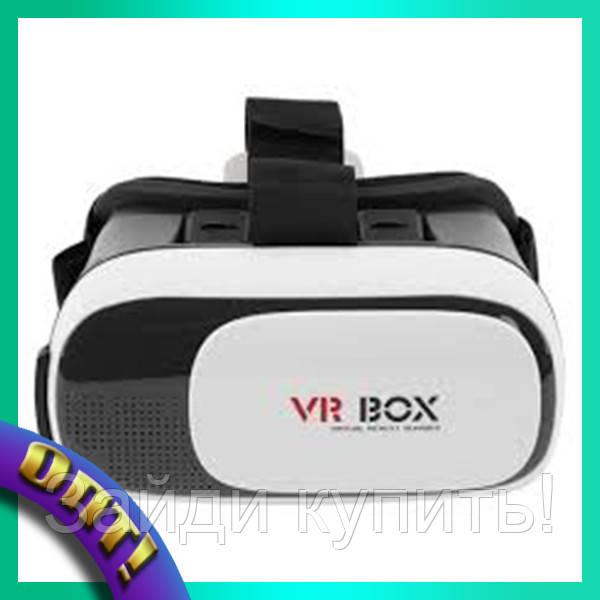 VR Box 2.0 - 3D очки виртуальной реальности с ПУЛЬТОМ!Опт