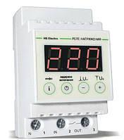Реле контроля напряжения УКН-50с HS Electro Термозащита