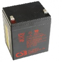 Аккумулятор AGM CSB HR1221WF2, 12V 5AH