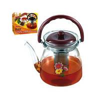 Чайник-заварник стекло 2400мл MS-0244