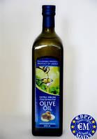 Оливкова олія першого холодного віджиму Greek Extra Virgin Cold Extracted olive oil Греція 1 л