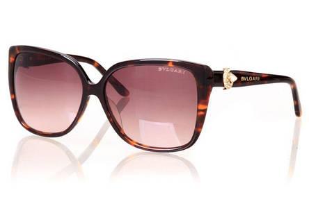 Женские солнцезащитные очки Bvlgarii модель 8101c3., фото 2
