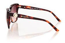 Женские солнцезащитные очки Bvlgarii модель 8101c3., фото 3